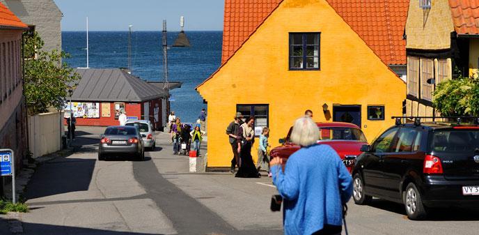 Gudhjems Gästhamn - Bornholm
