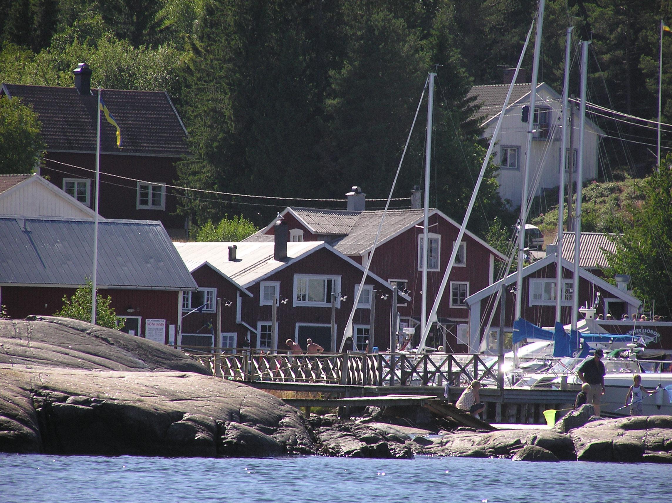 Bönhamns Gästhamn