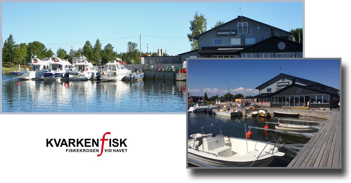 Kvarkenfisk Sjömack & Gästhamn